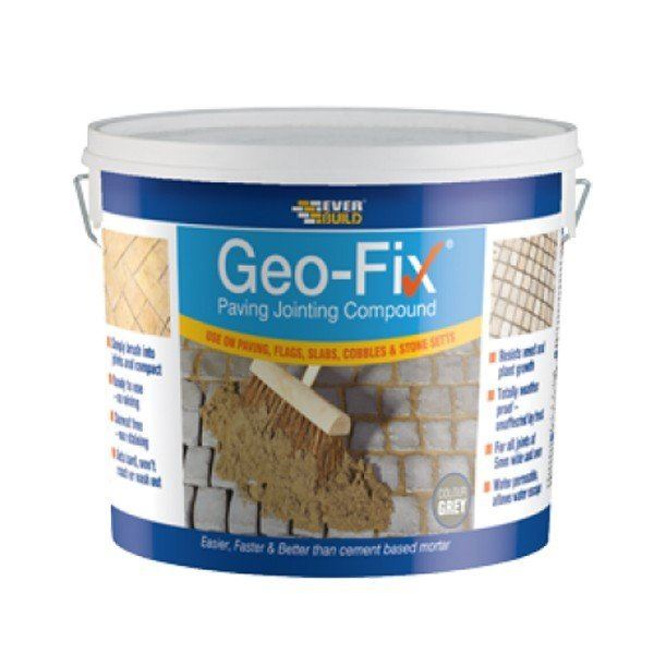 Geo-Fix Paving Jointing Compound 20kg - Next Day Express Delivery!