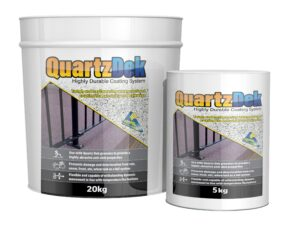 Acrypol Quartzdek Balcony Coating 4kg