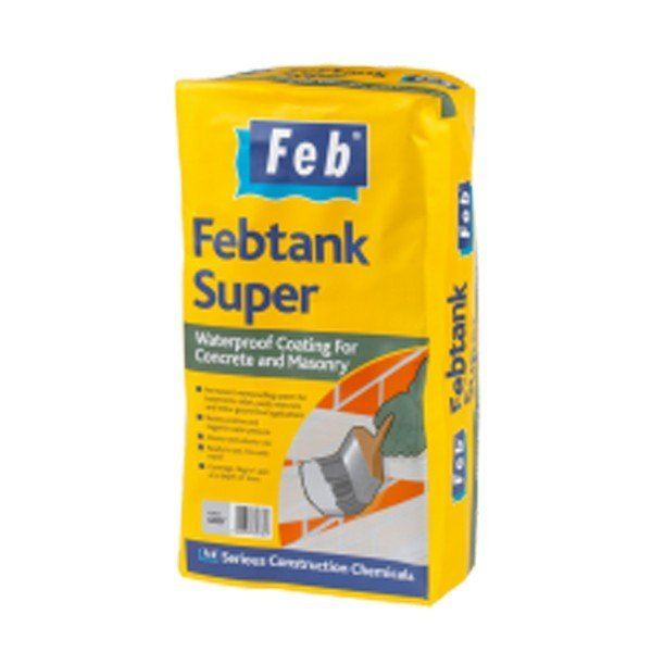 Feb Febtank Super 25kg - Next Day Express Delivery!