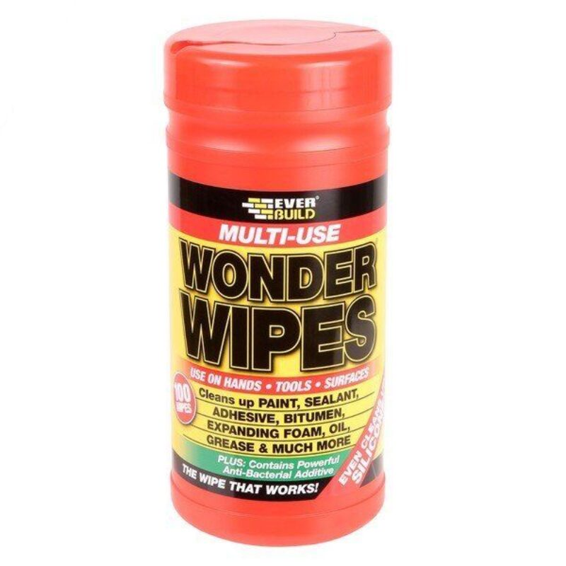Everbuild Wonder Wipes – Next Day Express Delivery!