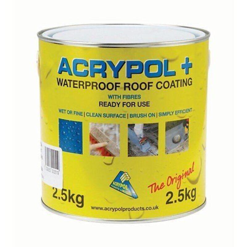 Acrypol Plus With Fibres 2.5kg