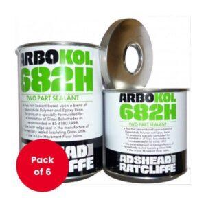 Arbo Arbokol 682 Pouring Grade Sealant 1.2L