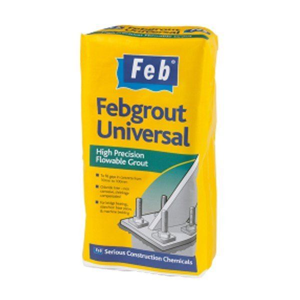 Feb Febgrout Universal 25kg - Next Day Express Delivery!