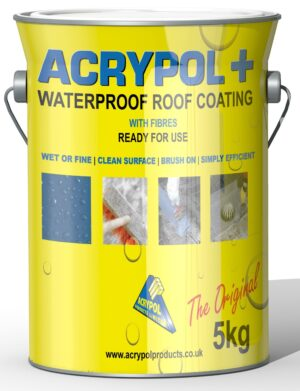 Acrypol Plus With Fibres 5kg