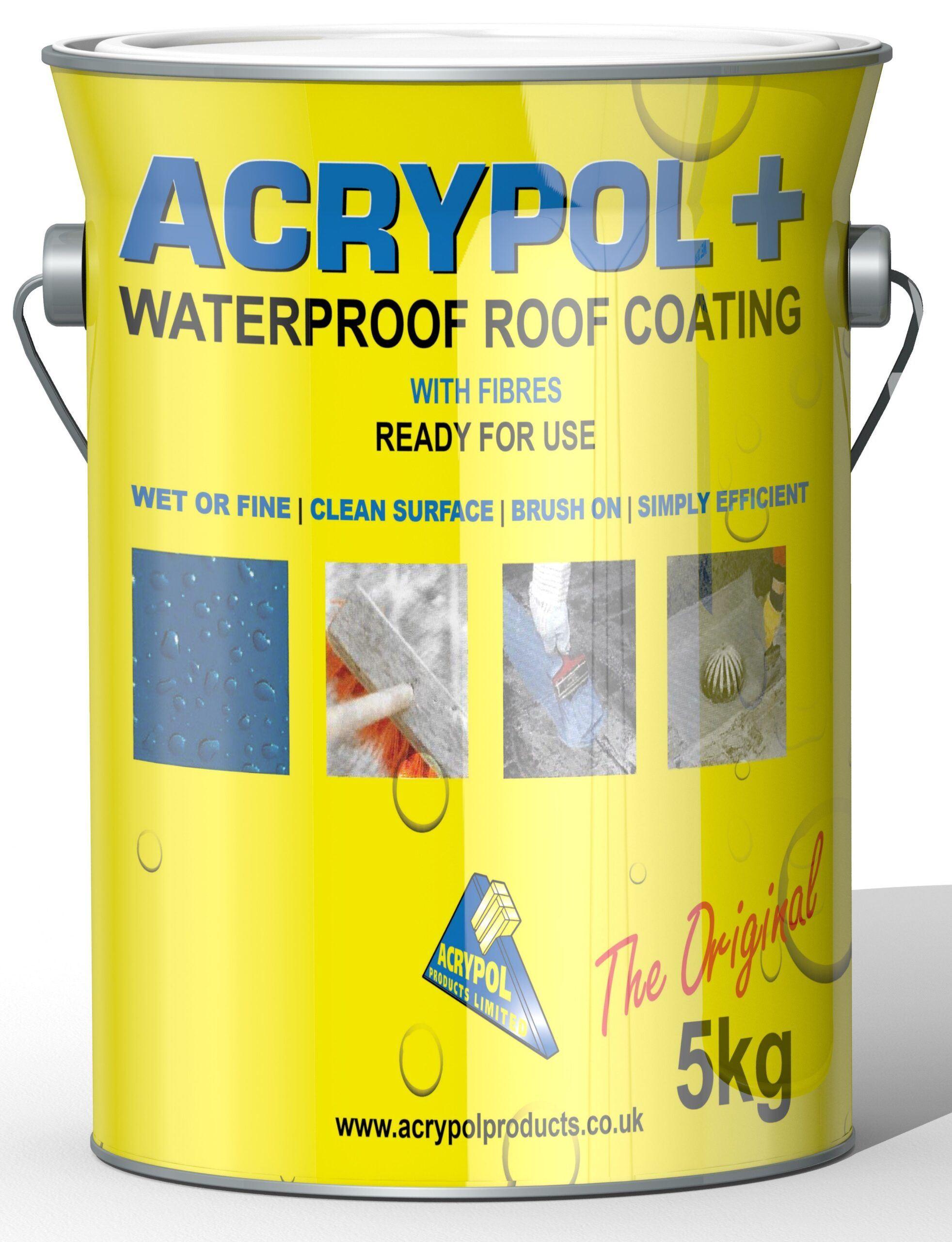 Acrypol Plus With Fibres 5kg