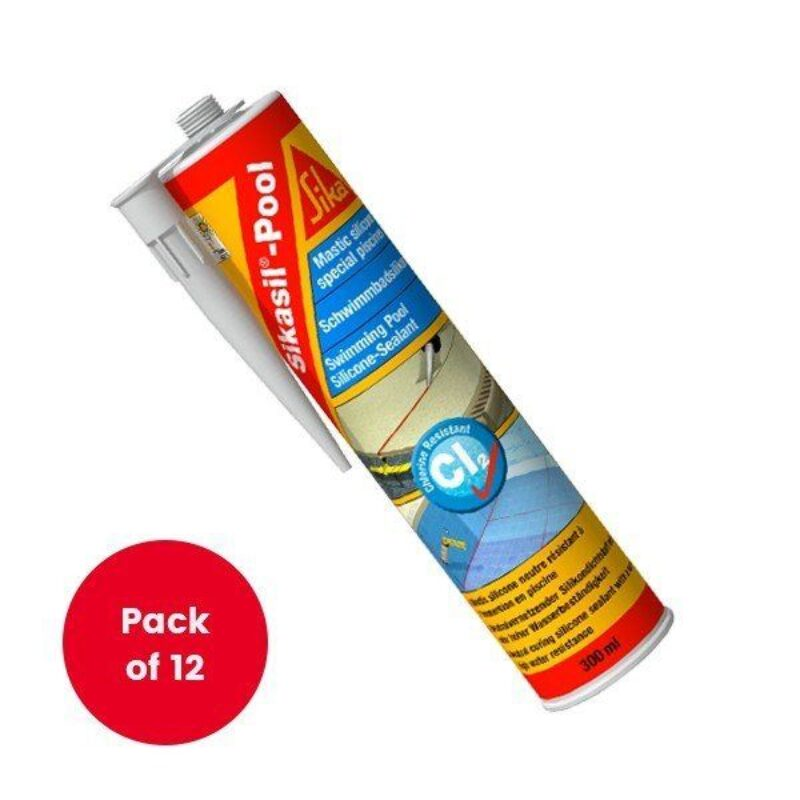 Sika Sikasil Pool 300ml