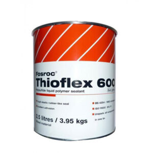 Fosroc Thioflex 600 Gun Grade Sealant 2.5L