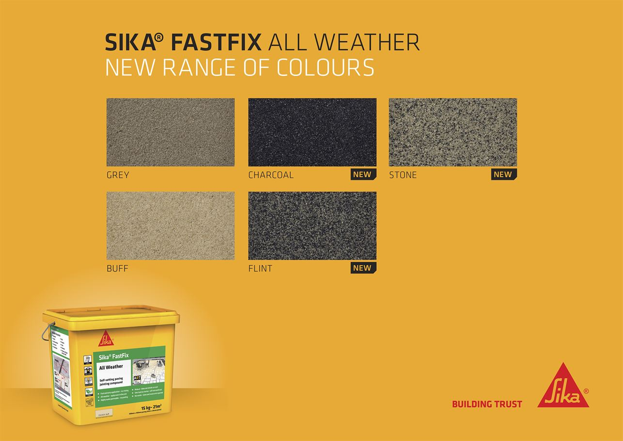 P3852 Sika Fastfix Colour Sample Card Vis4 11