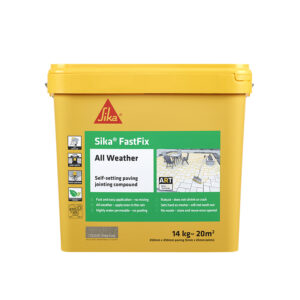 Sika FastFix – All Weather Jointing Compound – Pallet Deal 48 Units – Free Next Day Express Delivery