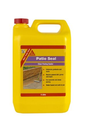 Sika Patio Seal 5L – Next Day Express Delivery