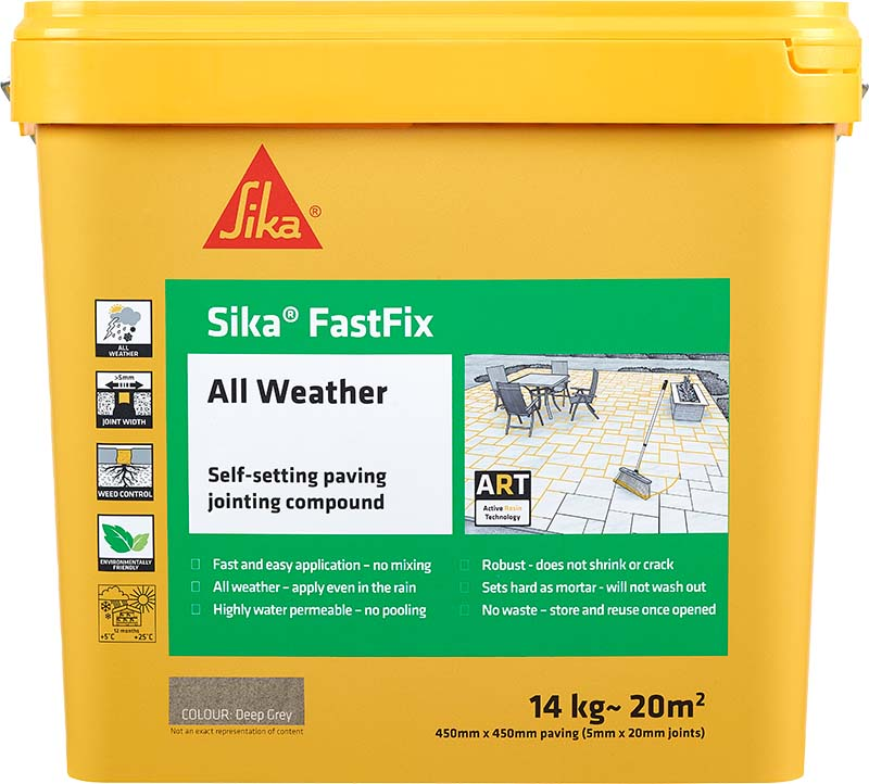 Sika FastFix All Weather Jointing Compound - Next Day Express Delivery