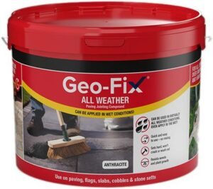 Geo Fix All Weather Anthracite 14kg – Next Day Express Delivery